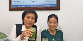 Xanh Vo Phoi Khoe 2