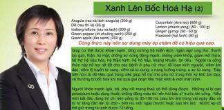 Xanh Len Boc Hoa Ha 2